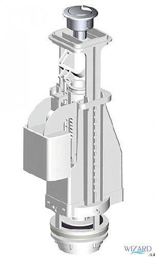 Сливной механизм с двойной кнопкой 590x390x430