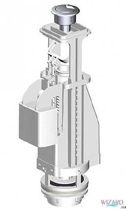 Сливной механизм с двойной кнопкой 590x390x430, фото 2