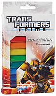 Пластилин Kite Transformers 12 цветов, фото 1