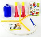 Игрушечная помповая ракета для детей Rocket Launcher TOY002, фото 2