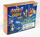Игрушечная помповая ракета для детей Rocket Launcher TOY002, фото 7