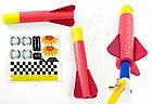 Игрушечная помповая ракета для детей Rocket Launcher TOY002, фото 4