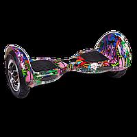 Гироборд Smart Balance U8 10 дюймов Hip-Hop Violet (хип-хоп фиолетовый), фото 1