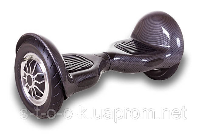 Гироборд Smart Balance U8 10 дюймов Carbon black