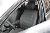 Чехлы на сидения Toyota Yaris htb с 2005-11 г.в. экокожа перфорация тойота ярис