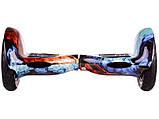 TaoTao U8 APP - 10 дюймов с приложением и самобалансом Mix Fire (Огонь и лёд), фото 2