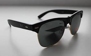 Загадочные женские солнцезащитные очки Ray-Ban, фото 2