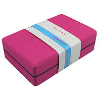 Блок для йоги (23*15*7,5 см, 450 гр), фото 1