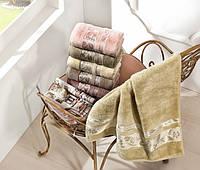 Махровое или бамбуковое полотенце