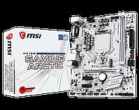 Материнская плата MSI H310M GAMING ARCTIC, фото 1