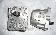 Насос шестерневий НШ-10У-3Л лівого обертання, фото 3