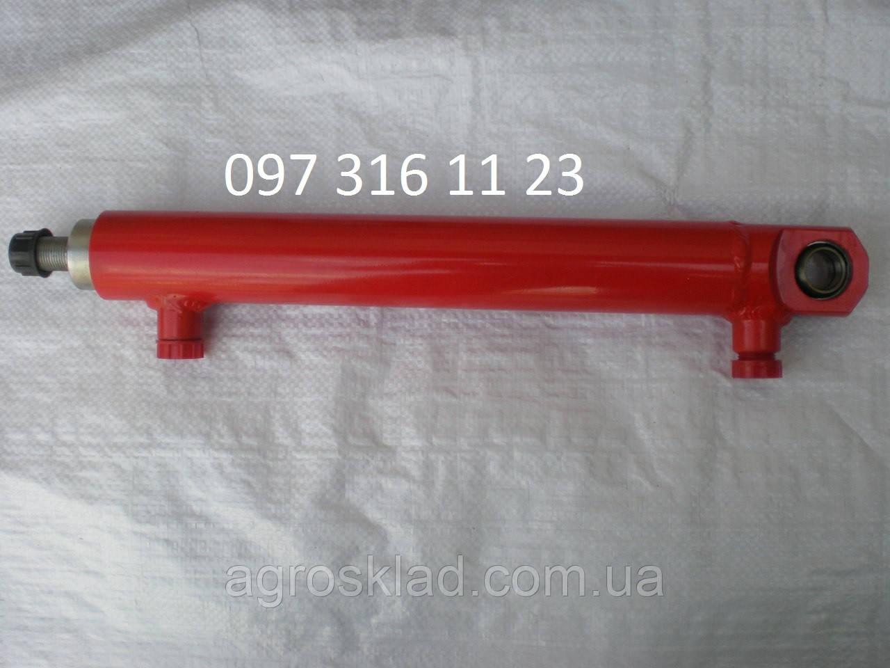 Гидроцилиндр Ц40х250-12 (поворота колес Т-16)