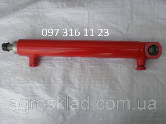 Гидроцилиндр Ц40х250-12 (поворота колес Т-16), фото 2