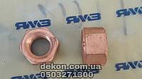Гайка ЯМЗ 311423-П5  М16х1,5     шпильки крепления головки  производство  ЯМЗ