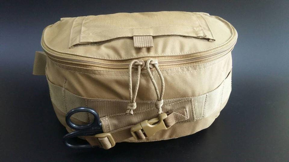 Тактическая сумка парамедика Hofner Coyote Tan