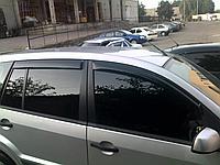 Дефлекторы окон (ветровики) Ford Fusion (Форд фьюжн 2002+)