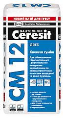 Ceresit СМ-12, клей для керамогранита 25 кг