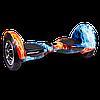Гироборд Smart Balance U8 10 дюймов Fire and Ice (огонь и лёд)