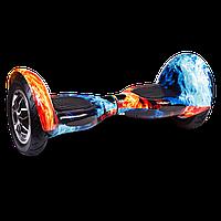 Гироборд Smart Balance U8 10 дюймов Fire and Ice (огонь и лёд), фото 1