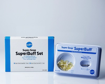 Фетровый диск Super Buff Super-Snap  SHOFU