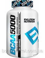 Аминокислоты Evlution Nutrition BCAA 5000, 240 caps