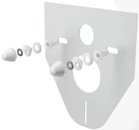 Звукоизоляционная плита с принадлежностями 590x390x430, фото 2