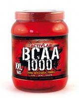 Аминокислоты ActivLab BCAA 1000 XXL TABS, 240 tabl