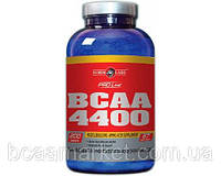 Аминокислоты Form Labs Nutrition BCAA 4400, 200 tabl