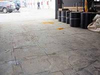 Плитка для СТО, ремонтных мастерских грузовых машин и гусеничных тракторов