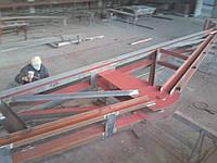 Проектирование, производство траверс металлических