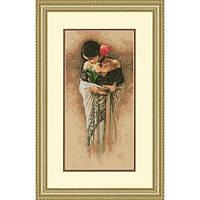 Набор для вышивания крестом Роза/The Rose DIMENSIONS 70-35331
