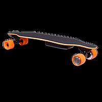 Электроскейт Smart Balance Longboard S2 Graphite (графит), фото 1
