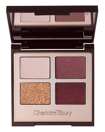 Палитра теней CHARLOTTE TILBURY Luxury Palette Eyeshadow The Vintage Vamp, фото 2