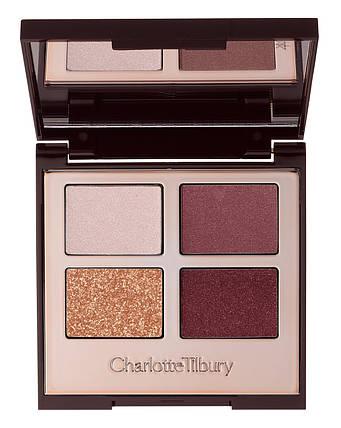 Палитра теней CHARLOTTE TILBURY Luxury Palette Eyeshadow The Vintage Vamp, фото 2