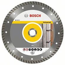 Алмазний відрізний круг Standard for Universal Turbo 115 мм BOSCH