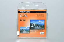 Фильтр marumi C-PL 52mm
