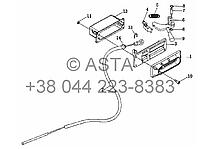 Механизм подъема (опция для быстрого подъема) на YTO X754, фото 1
