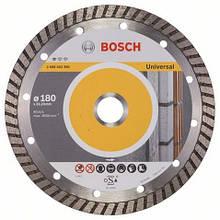 Алмазний відрізний круг Standard for Universal Turbo 180 мм BOSCH