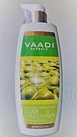 Разглаживающий кондиционер «Оливка» с экстрактом авокадо Ваади Хербалс 350 мл, vaadi olive conditioner review