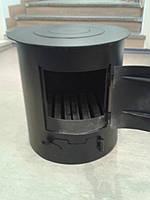Буржуйка с варочной поверхностью 3,5 кВт