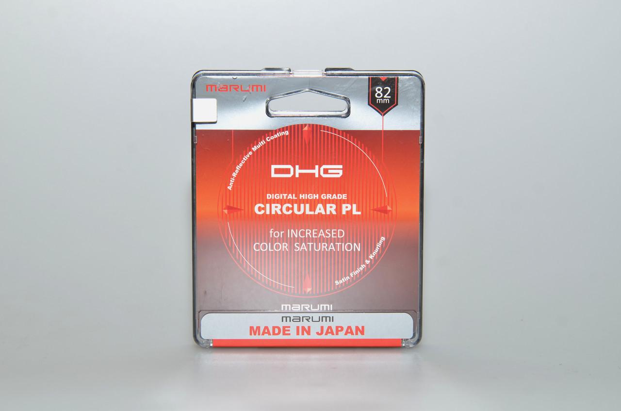 Фильтр marumi DHG Ciecular PL 82mm