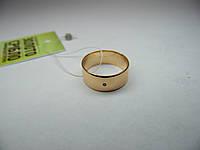 Золотое женское кольцо с бриллиантом. Размер 16