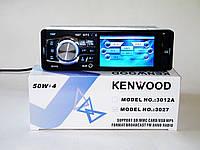 """Автомагнитола Kenwood 3027 3.6"""" LCD VIDEO экран USB+SD+FM+AUX, фото 1"""