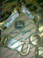 Наконечник Н98780 рычага МКШ John Deere фланец Н 98780 зажим H98780 купить в Украине метелик