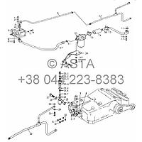 Гидравлический подъемник на YTO X754