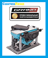 Рубанок электрический Grand  РЭ-1050 (перевертыш)