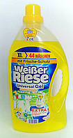 Гель для стирки универсальный Weiber Riese Sommerfrische 3,212l 44 стирки (Германия)