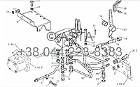 Клапан управления (опция) на YTO X754, фото 1