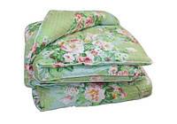 Одеяло из овечьей шерсти ткань сатин, фото 1