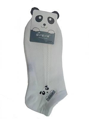 Детские носки в сетку